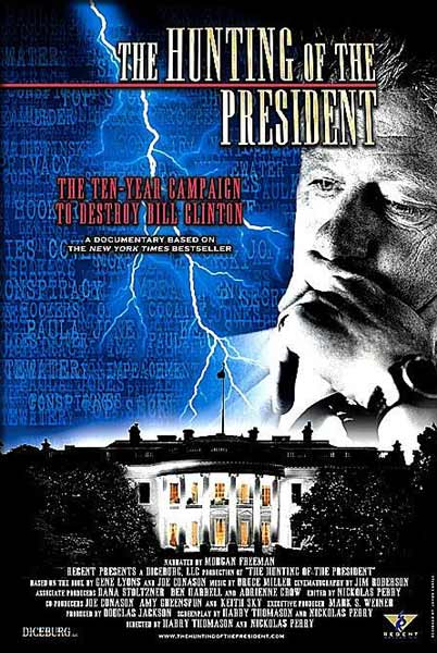 Hunting of the President, The (2004) - Movie Poster