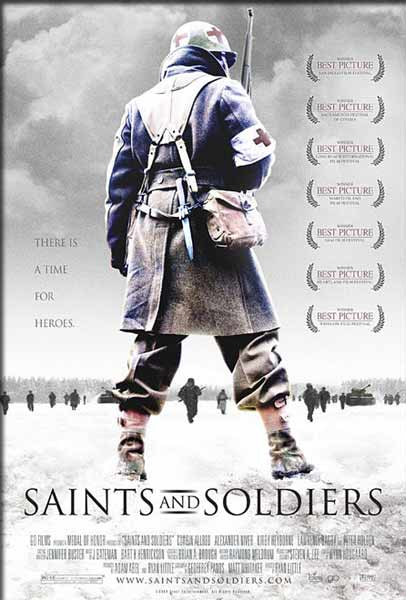 Saints and Soldiers (2003) - Movie Poster