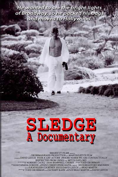 Sledge: The Story of Frank Sledge (2004) - Movie Poster