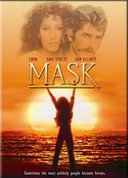 Mask (1985) - Movie Poster