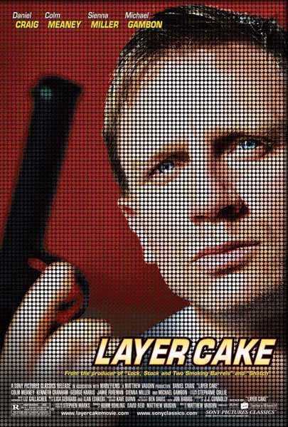 Layer Cake (2004) - Movie Poster