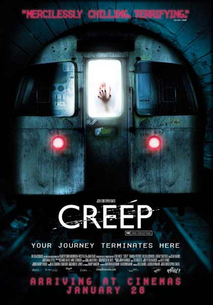 Creep (2004) - Movie Poster