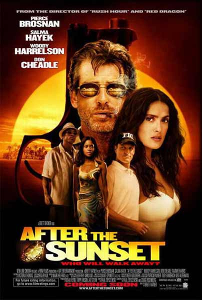 After the Sunset (2004) - Movie Poster