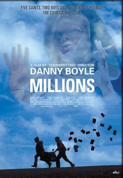 Millions (2004) - Movie Poster