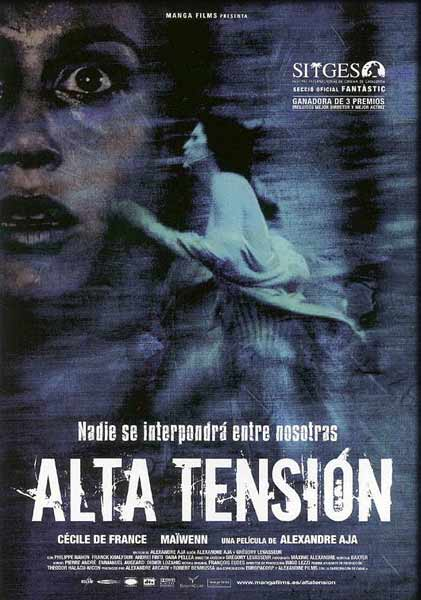High Tension (2004) - Movie Poster