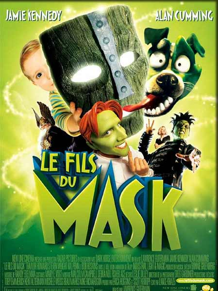 Son of the Mask (2005) - Movie Poster