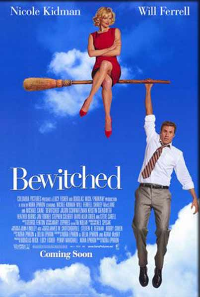 Bewitched (2005) - Movie Poster