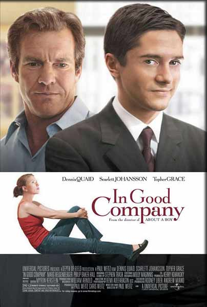 In Good Company (2004) - Movie Poster