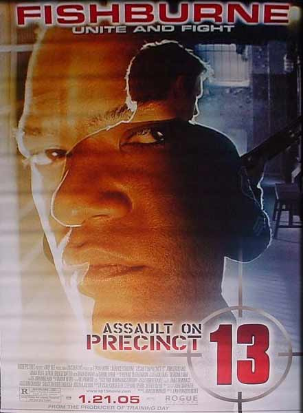 Assault on Precinct 13 (2005) - Movie Poster