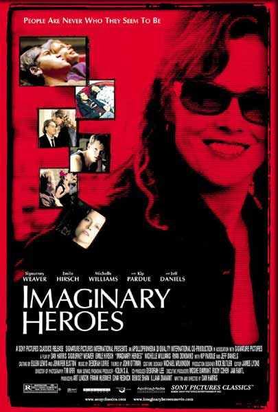 Imaginary Heroes (2004) - Movie Poster