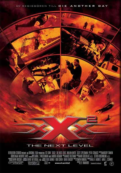 XXX: State of the Union (2005) - Movie Poster