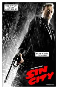Sin City (2005) - Movie Poster