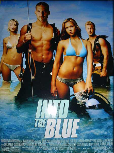 Into the Blue (2005) - Movie Poster