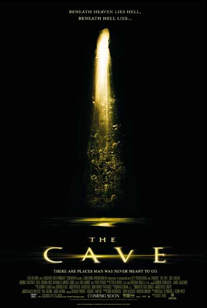 Cave, The (2005) - Movie Poster