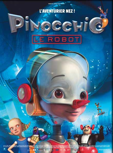 Pinocchio 3000 (2004) - Movie Poster