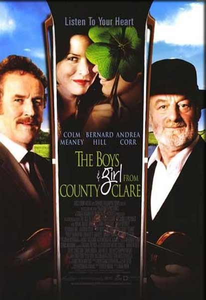 The Boys from County Clare (2003) - Movie Poster