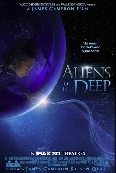 Aliens of the Deep (2005) - Movie Poster