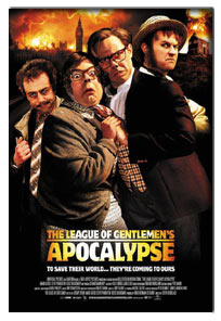 League of Gentlemen's Apocalypse, The (2005) - Movie Poster