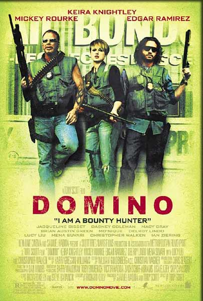Domino (2005) - Movie Poster
