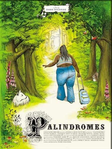 Palindromes (2004) - Movie Poster
