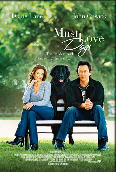 Must Love Dogs (2005) - Movie Poster