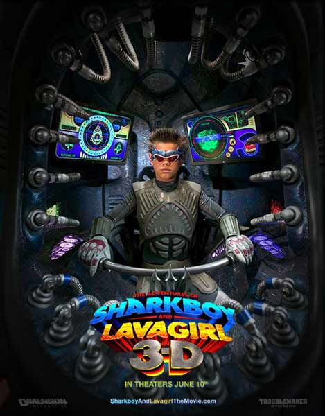 Adventures of Shark Boy & Lava Girl in 3-D, The (2005)