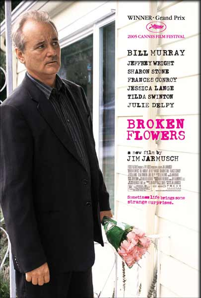 Broken Flowers (2005) - Movie Poster