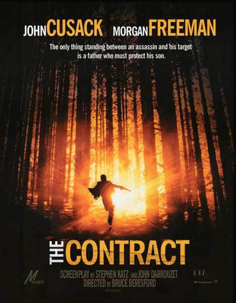 Contract, The (2006) - Movie Poster