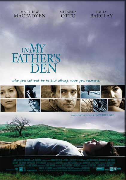 In My Father's Den (2004) - Movie Poster