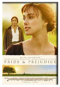 Pride and Prejudice (2005) - Movie Poster
