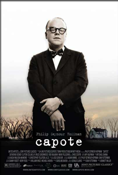 Capote (2005) - Movie Poster