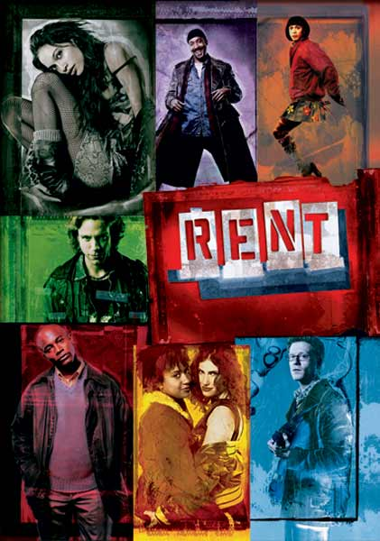 Rent (2005) - Movie Poster