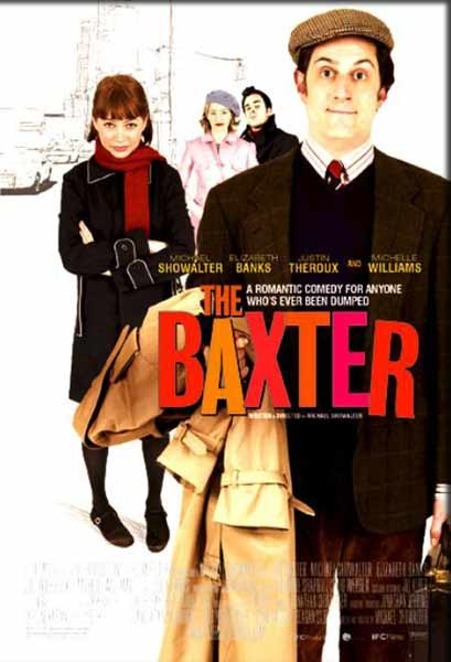 Baxter, The (2005) - Movie Poster
