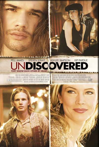 Undiscovered (2005) - Movie Poster