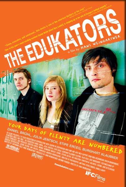Edukators, The (2004) - Movie Poster