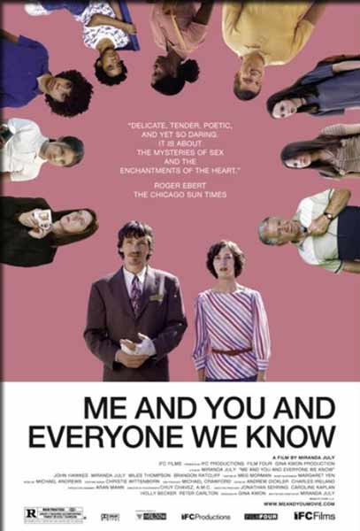 Me and You and Everyone We Know (2005) - Movie Poster