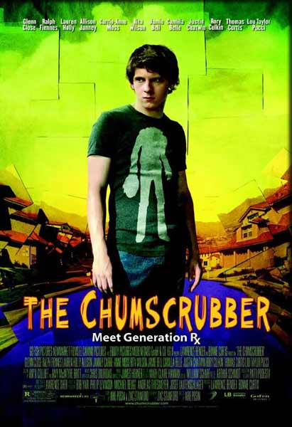 Chumscrubber, The (2005) - Movie Poster