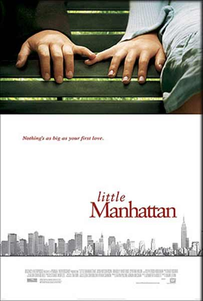 Little Manhattan (2005) - Movie Poster