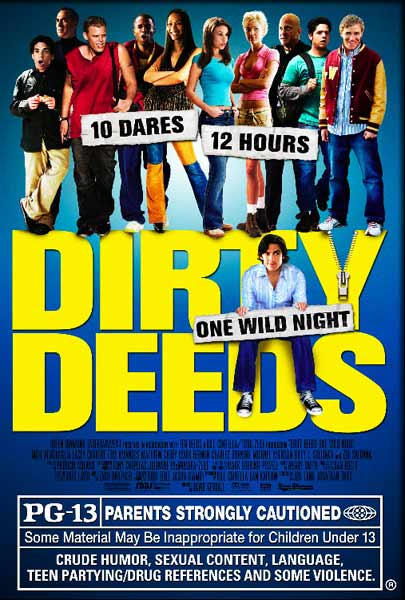 Dirty Deeds (2005) - Movie Poster