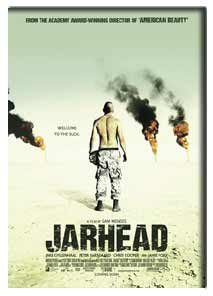 Jarhead (2005) - Movie Poster