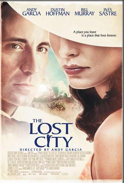 Lost City, The (2005) - Movie Poster