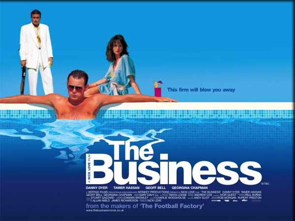 Business, The (2005) - Movie Poster