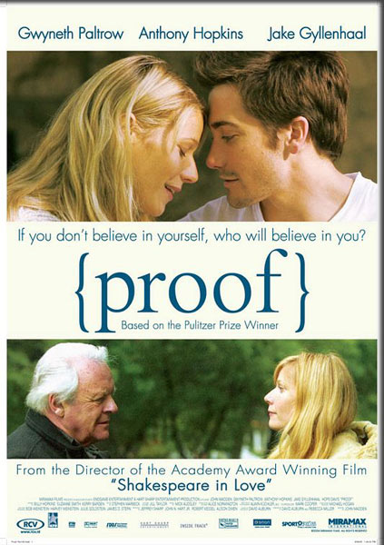 Proof (2005) - Movie Poster