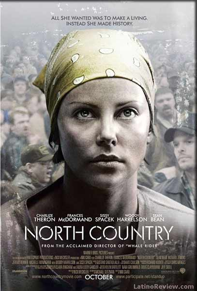 North Country (2005) - Movie Poster