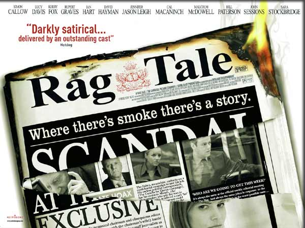 Rag Tale (2005) - Movie Poster