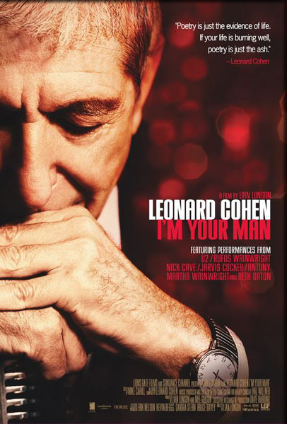 Leonard Cohen: I'm Your Man (2005) - Movie Poster