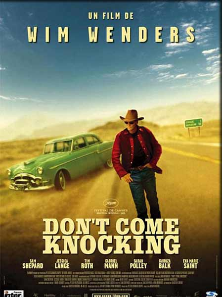 Don't Come Knocking (2005) - Movie Poster