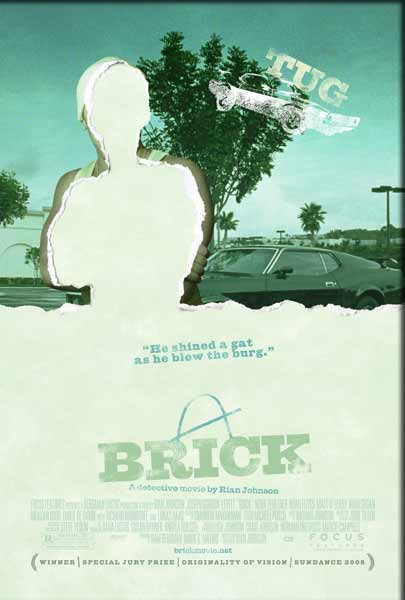 Brick (2005) - Movie Poster