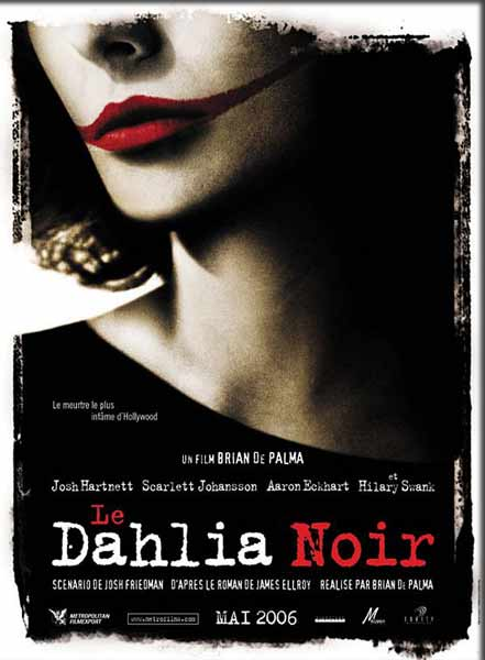Black Dahlia (2005) - Movie Poster
