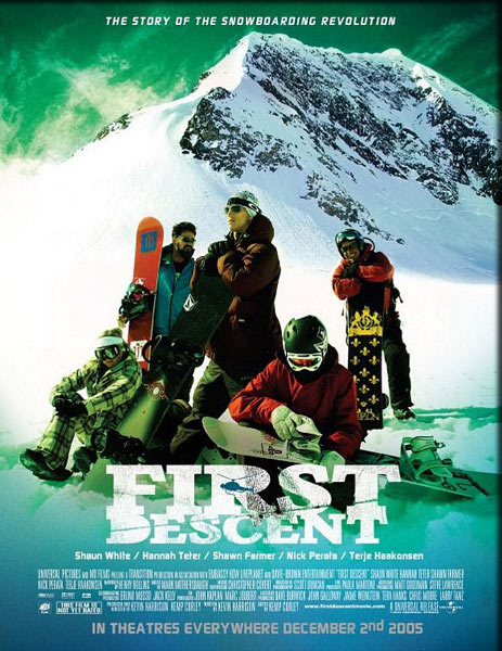First Descent (2005) - Movie Poster